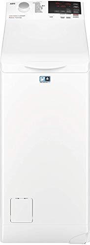 AEG L6TBG621 Lavatrice a Carica dall Alto, 6 kg, 1200 Giri Min, 56 Decibel, Bianco