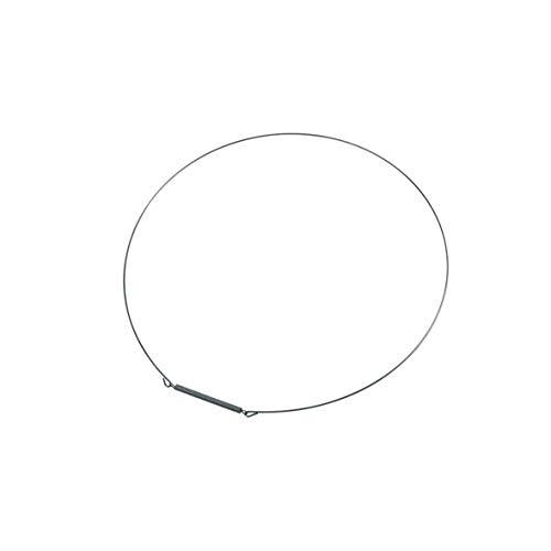 Spannring Metallring Ring vorne Türmanschette Waschmaschine ORIGINAL Bosch Siemens 00670743 670743
