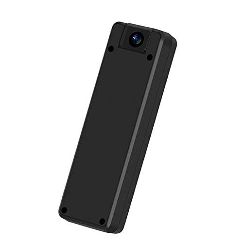 1080 p videocámara pequeña portátil Grabación en bucle, Wifi, mini cámara corporal, bolígrafo de grabación digital para interiores y exteriores, para coche, bicicleta, hogar, oficina, seguridad