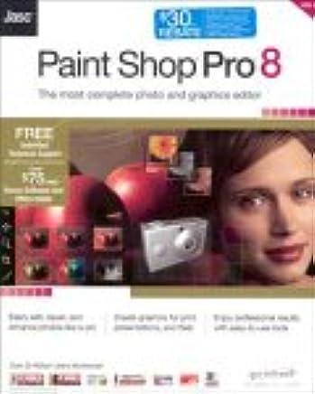 Amazon.com: Paint Shop Pro 8