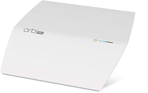 Netgear Ripetitore Wifi Mesh Orbi Pro a Soffitto, Compatibile Alexa, Fino a 175Mq di copertura (SRC60)