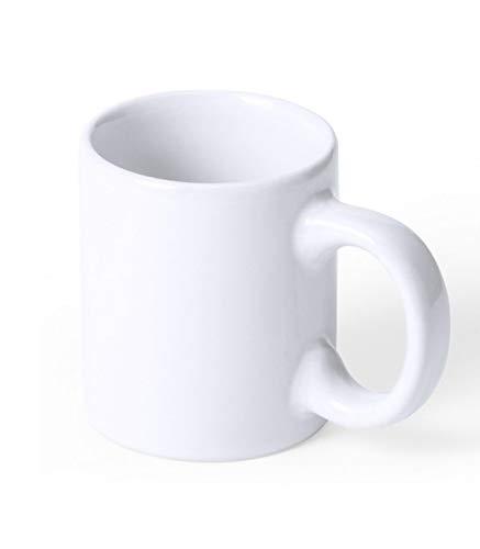 Taza de Ceramica (80 Mililitros) 145194.