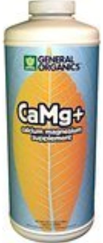 General Organics CaMg+ Qt by General Hydroponics