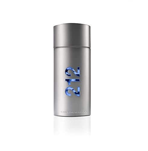 212 Men Nyc Carolina Herrera - Perfume Masculino - Eau de Toilette - 100Ml, Carolina Herrera