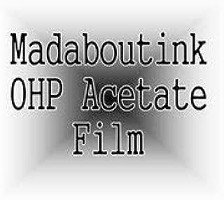 A3 OHP Acetato Transparencia Film Para Las Impresoras De Inyección ...
