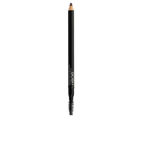 Gosh Eyebrow Pencil 3 Colour Color: Soft Black by Gosh