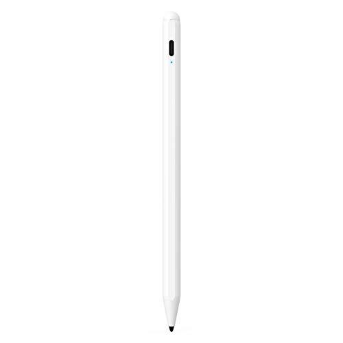 Zspeed Stylus Pen 2nd Gen para iPad 2018 y 2019 con Palm Rejection 1.0mm Fine Tip Lápiz iPad Perfectamente Preciso para Escribir, Dibujar, Tomar Notas, Jugar Juegos
