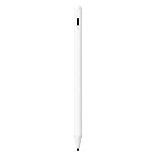 Zspeed Stylus Pen 2nd Gen para iPad 2018 y 2019 con Palm Rejection 1.0mm Fine Tip Lápiz iPad Perfectamente Preciso para...