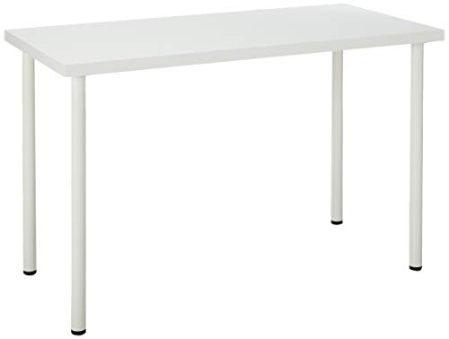 IKEA Linnmon Desk with Adils Multi Purpose 47 1/4x23 5/8 Table, Top and White Legs