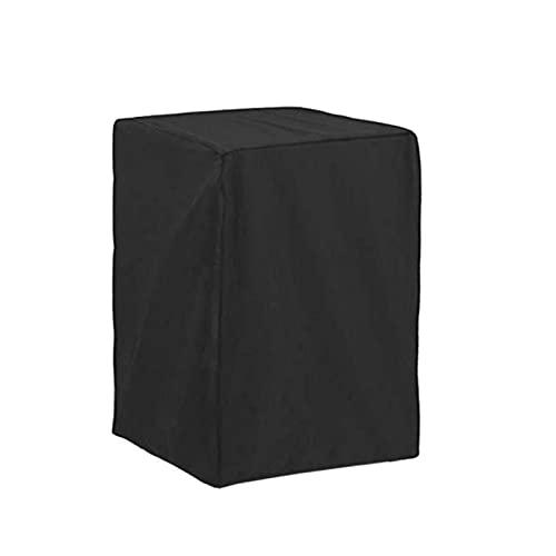 Mineatig Copri Condizionatore Interno Esterno, Copertura per Condizionatore Portatile, Anti Polvere Anti-Neve Impermeabile Sunproof Telo Cappottina per Climatizzatore, 65x50x100cm