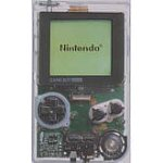 Game Boy - Gerät Pocket transparent