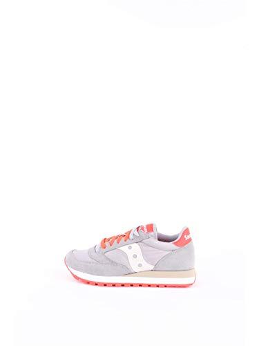 Saucony Sneakers Jazz Original in Camoscio e Nylon 6