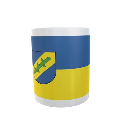U24 Tasse Kaffeebecher Mug Cup Flagge Dörentrup