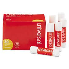6 Ultra-Cheap Deals Pack Value Bundle UNV75748VP Permanent .28 Glue Stick oz OFFicial mail order S