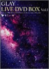 GLAY LIVE DVD BOX Vol.1(includes LIVE DVD ...[DVD]