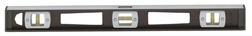Johnson Level & Tool 3836 36-Inch Magnetic Machined Top-Read Aluminum Level