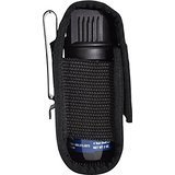 Pepper Spray Holster, Black Nylon - (fits 1.5 - 2 oz. can, Fox Labs, Sabre, Freeze +P, Wildfire) -Holster only, pepper spray not included.-