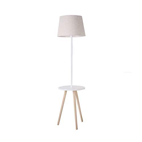 LED Floor Lamp for Reading-Standing Modern Bright Light for Living Room of Naaien Slaapkamer bed opbergdoos Koffietafel Vertical Light DZE (Color : White, Size : 42cm*160cm)