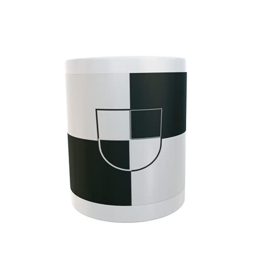 U24 Tasse Kaffeebecher Mug Cup Flagge Hechingen