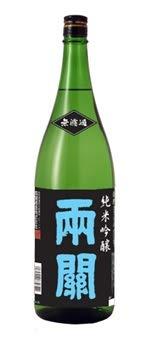 両関 無濾過 純米吟醸 1800ml