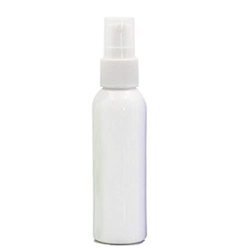 HEELPPO Spray Vide Spray Bottle Flacon Vide Flacon Recipient Cosmetique Flacon Spray Vide Fuite Preuve Pulvérisation Bouteille Liquide Vaporisateur Vaporisateur Vide Bouteille White