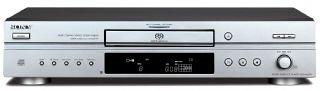 Sony Super Audio CD Player SCD-XE597S