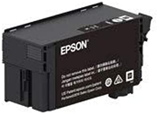 Epson C13T40U100 Genuine Black UltraChrome 80ml Ink Cartridge