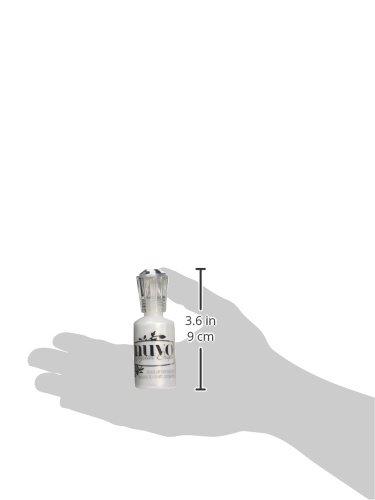 TONIC STUDIOS Nuvo 675N Crystal Drops-Ivory Seashell  