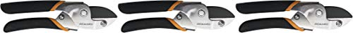 Learn More About Fiskars Power-Lever Anvil Pruner, 3 Pack
