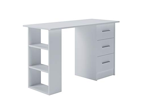 Home Heavenly® - Mesa Escritorio DESKI Estilo Minimalista,