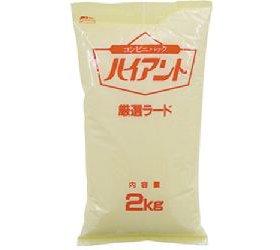 ミヨシ油脂)ハイアント厳選ラード 2kg