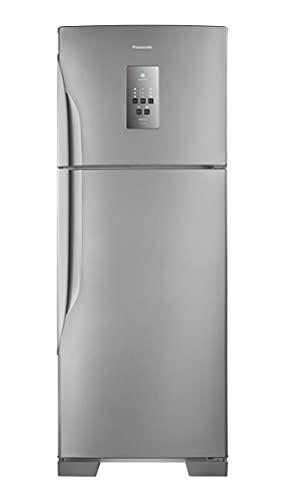Geladeira Panasonic [Re]Generation Frost Free 483L Aço Escovado NR-BT55PV2XB 220V