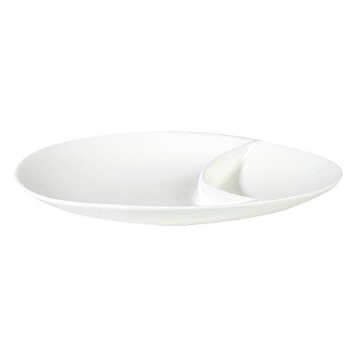 Oval oit Bread plate