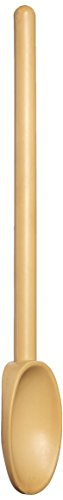 Matfer Bourgeat Tan Exoglass Spoon, 11-7/8""