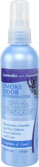 Smoke Odor Exterminator 4 oz Fabric Spray - Lavender & Chamomile