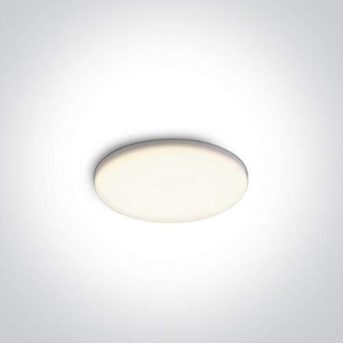 ONE Light - 10106CF/C LED sin marco 6W CW IP65 230V