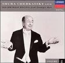 80th Birthday Recital by Shura Cherkassky