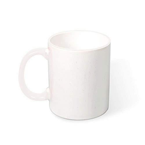 IOVEQG Not Techinically My Mom Magic - Tazas de porcelana con asa (330 ml), color blanco