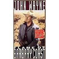 Flame of Barbary Coast [USA] [VHS]