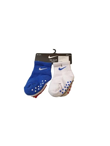 Nike Calcetines antideslizantes Baby, multicolor, 12-24 meses