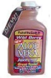 Wild Berry Whole Leaf Aloe Vera Juice