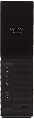 Western Digital My Book - Disco Duro Externo (8000 GB, 3.0 (3.1 Gen 1), Negro)