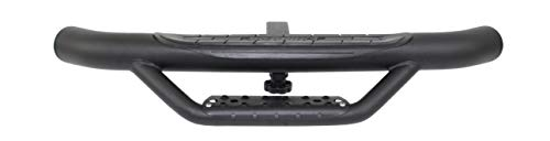 "Go Rhino D360T Textured Black Powder Coat Finish Universal Dominator Hitch Step for 2"" Recievers"