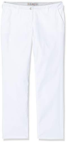 BP 1642-686 dames jeans gemengde stof met stretch wit, maat 46n