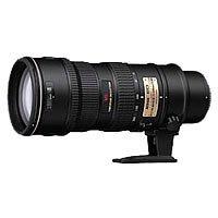 Nikon AF-S Zoom-Nikkor 70-200mm 1:2,8G IF-ED VR Objektiv (bildstab.)