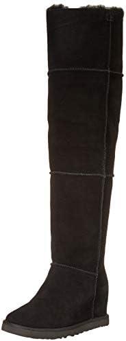 UGG Classic Femme Otk Wedge Boot Black Size 8 product image