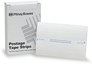 Pitney Bowes 612-7 Postage Tape Sheets Genuine Compatible
