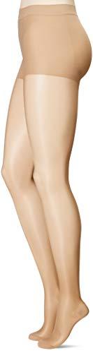 Sanyleg - Panty's met medium gegradueerde compressie, Large, Beige, 1