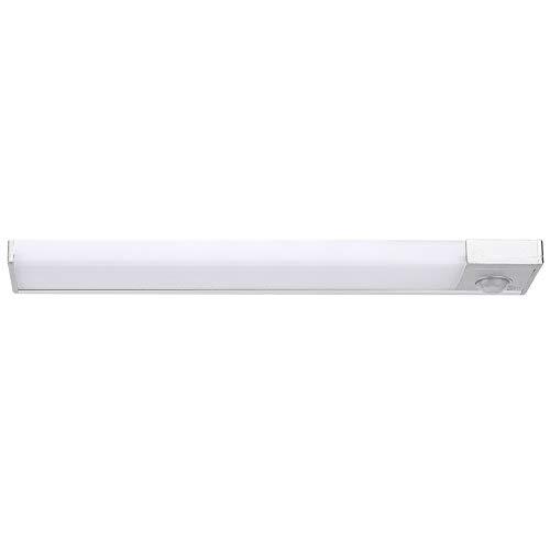 Bajo la luz del gabinete, con la aleación de aluminio y la síntesis de la PC lámpara de acrílico de la batería de litio 20x3.7x1cm iluminación del gabinete para el armario de la cocina del armario
