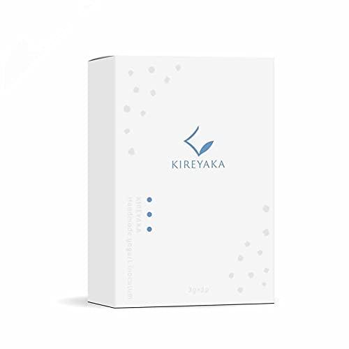 KIREYAKA きれやか手づくりヨーグルト種菌 3包 (3g×3P) 牛乳と混ぜるだけ 簡単 手作りヨーグルト カスピ海